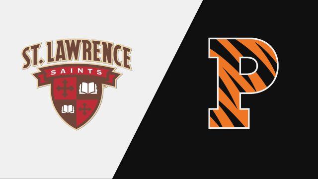 St. Lawrence vs. Princeton (M Hockey)