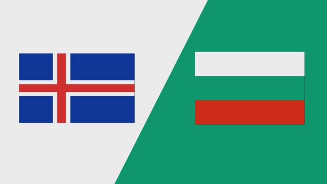 Iceland vs. Bulgaria (FIBA World Cup 2019 Qualifier)