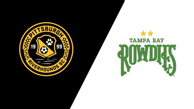 Pittsburgh Riverhounds SC vs. Tampa Bay Rowdies