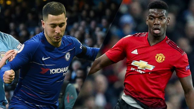 Chelsea vs. Manchester United (5th Round) (FA Cup)