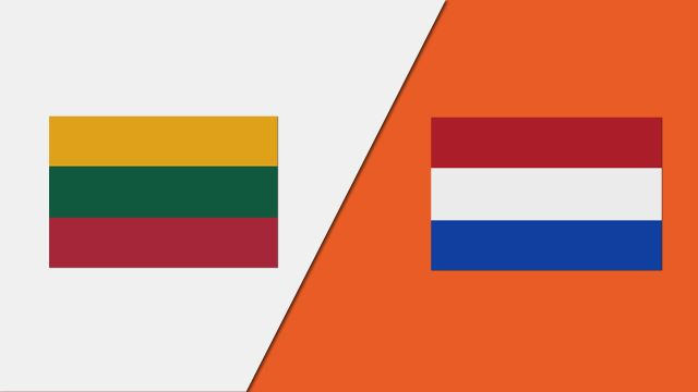 Lithuania vs. Netherlands (FIBA World Cup Qualifier)