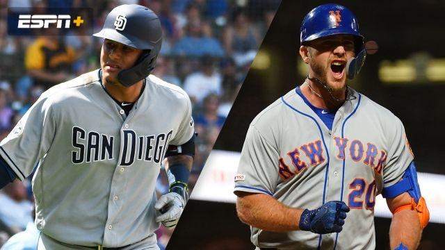 San Diego Padres vs. New York Mets