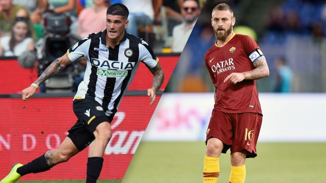 Udinese vs. AS Roma (Serie A)
