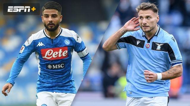 Napoli vs. Lazio (Coppa Italia)