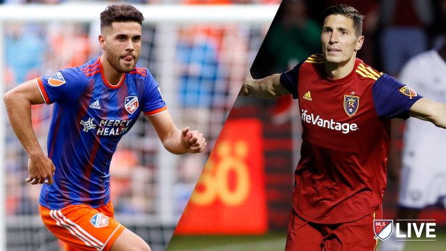 FC Cincinnati vs. Real Salt Lake