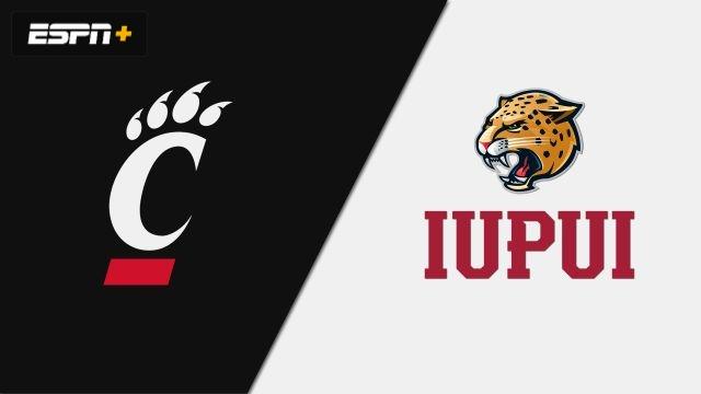 Cincinnati vs. IUPUI (M Soccer)