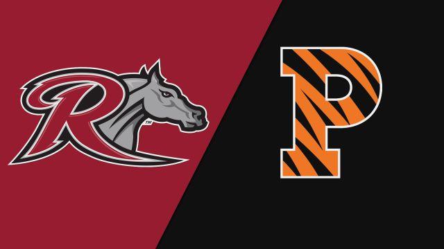 Rider vs. Princeton