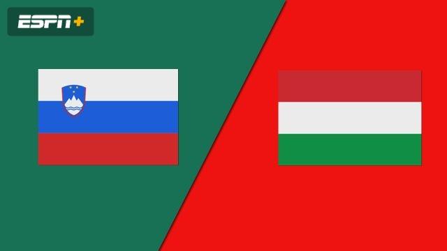 Slovenia vs. Hungary (Group Phase) (FIBA Women's EuroBasket 2019)