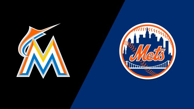 Miami Marlins vs. New York Mets