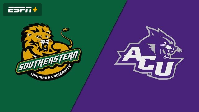 Southeastern Louisiana vs. Abilene Christian (Football)