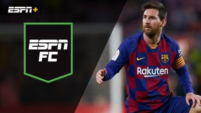 Thu, 1/30 - ESPN FC