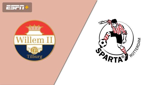 Willem II vs. Sparta Rotterdam (Eredivisie)