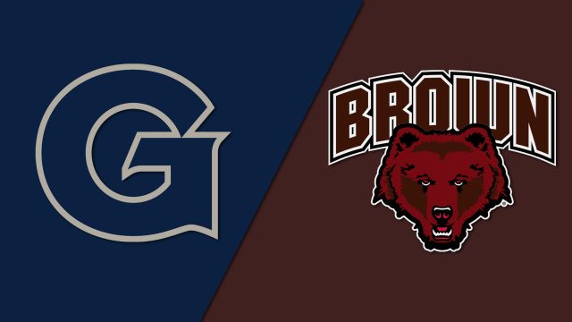 Georgetown vs. Brown (Field Hockey)