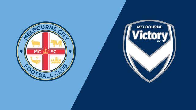 Melbourne City FC vs. Melbourne Victory (W-League)