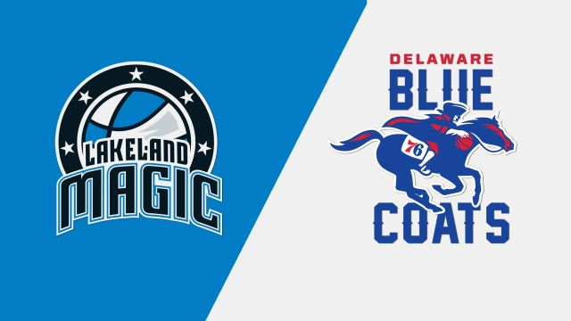 Lakeland Magic vs. Delaware Blue Coats