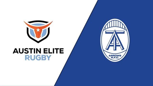 Austin Elite Rugby vs. Toronto Arrows (Major League Rugby)