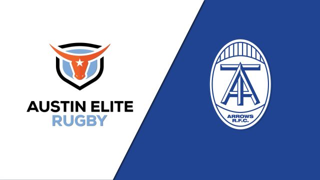 Austin Elite Rugby vs. Toronto Arrows (Major League Rugby)