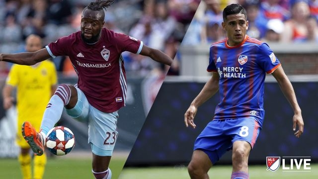 Colorado Rapids vs. FC Cincinnati (MLS)