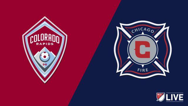 Colorado Rapids vs. Chicago Fire