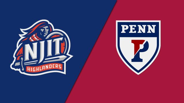 NJIT vs. Pennsylvania (W Basketball)