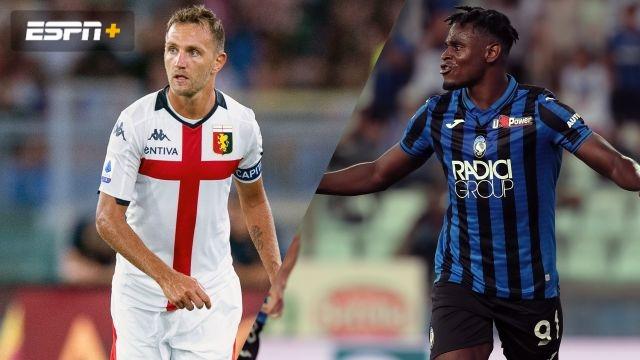 Genoa vs. Atalanta (Serie A)