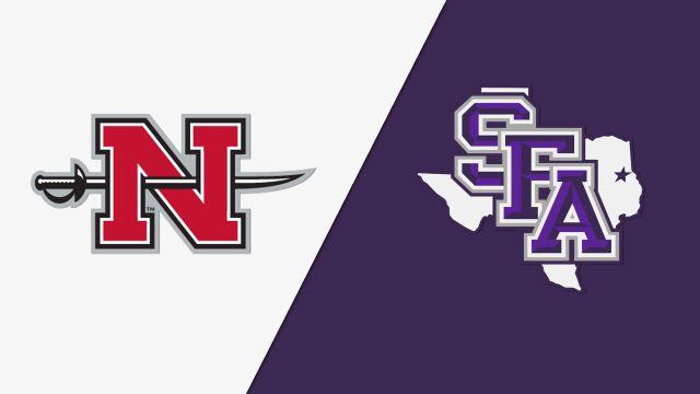 Nicholls vs. Stephen F. Austin (W Volleyball)