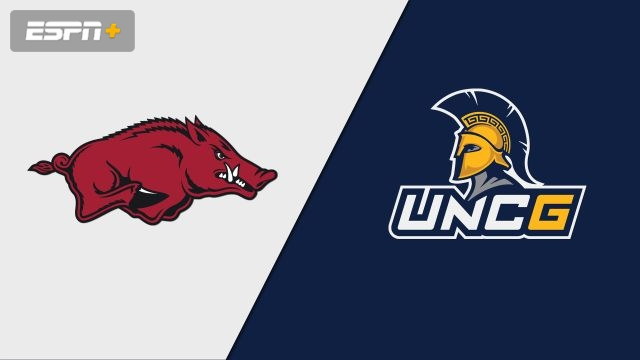 Arkansas vs. UNC Greensboro (W Soccer)