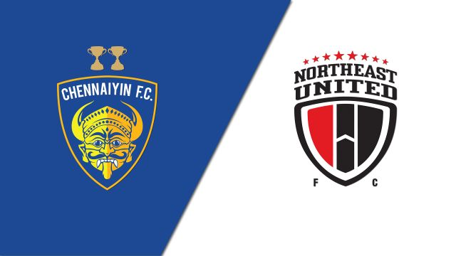 Chennaiyin FC vs. NorthEast United FC (Indian Super League)