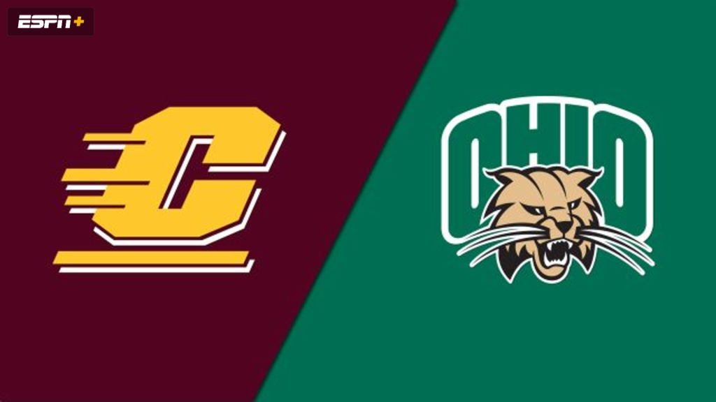 Central Michigan vs. Ohio (Wrestling)