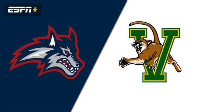 Stony Brook vs. Vermont (W Basketball)