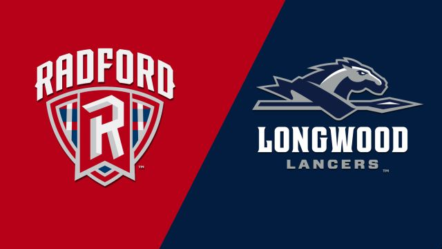 Radford vs. Longwood (M Basketball)
