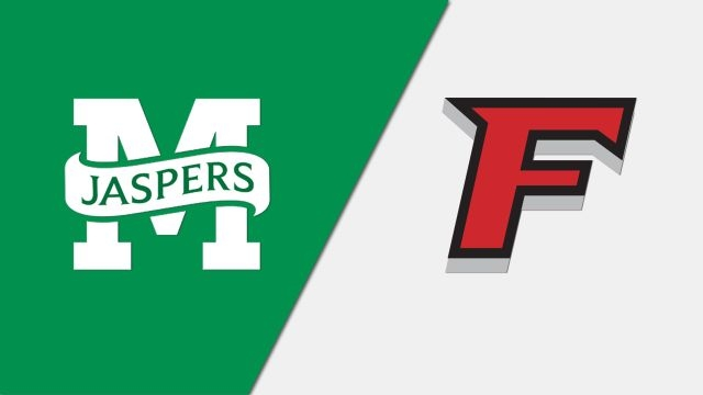 Manhattan vs. Fairfield (Game 9) (Baseball)
