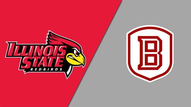 Illinois State vs. Bradley (Softball)
