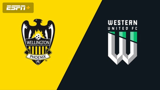 Wellington Phoenix vs. Western United FC (A-League)