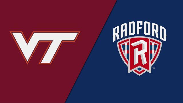 Virginia Tech vs. Radford (Baseball)