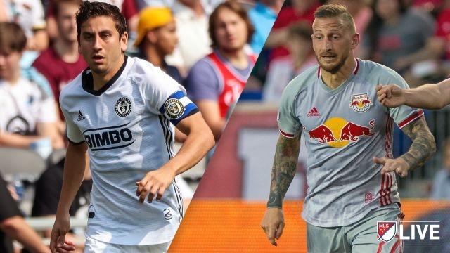 Philadelphia Union vs. New York Red Bulls (MLS)