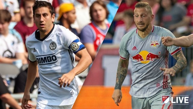 Philadelphia Union vs. New York Red Bulls (MLS)