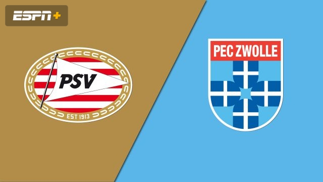 PSV vs. PEC Zwolle (Eredivisie)