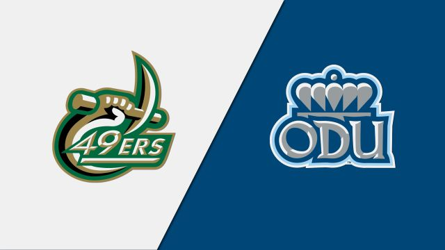 Charlotte vs. Old Dominion (M Basketball)