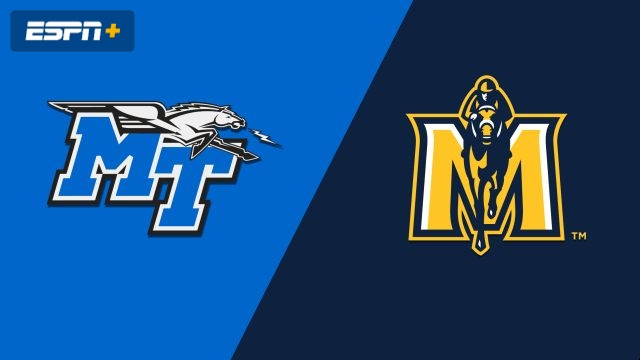 Middle Tennessee State vs. Murray State (M Basketball)