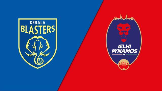 Kerala Blasters FC vs. Delhi Dynamos FC