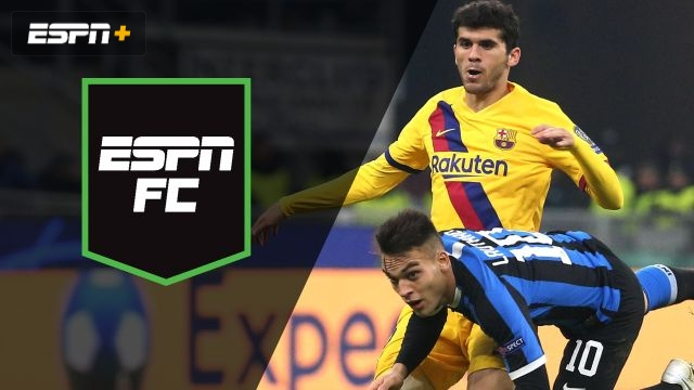 Tue, 12/10 - ESPN FC: UCL exit or advance for Inter?