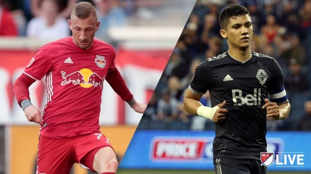 New York Red Bulls vs. Vancouver Whitecaps FC (MLS)