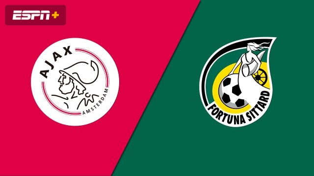 Ajax vs. Fortuna Sittard (Eredivisie)