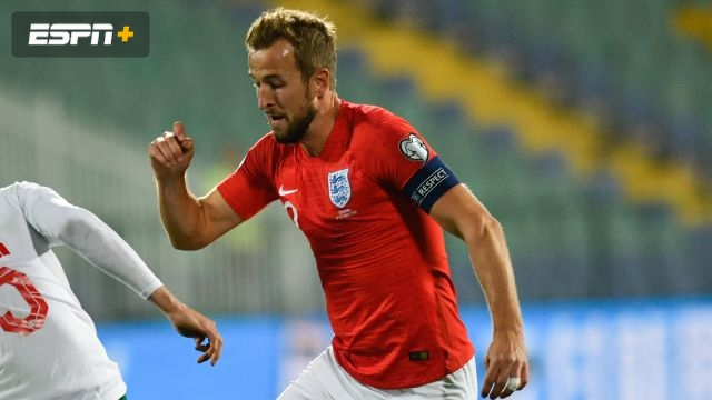England vs. Montenegro (UEFA European Qualifiers)