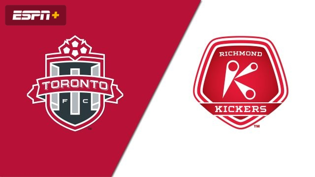 Toronto FC II vs. Richmond Kickers (USL League One)