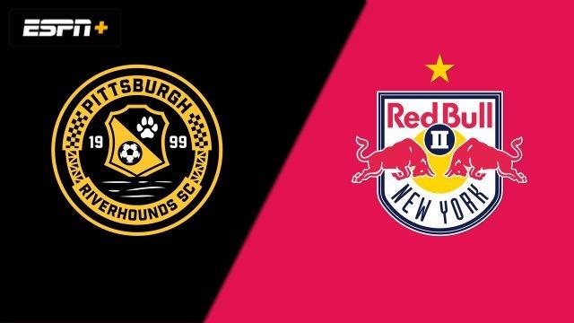 Pittsburgh Riverhounds SC vs. New York Red Bulls II (USL Championship)
