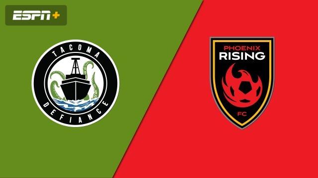 Tacoma Defiance vs. Phoenix Rising FC (USL Championship)