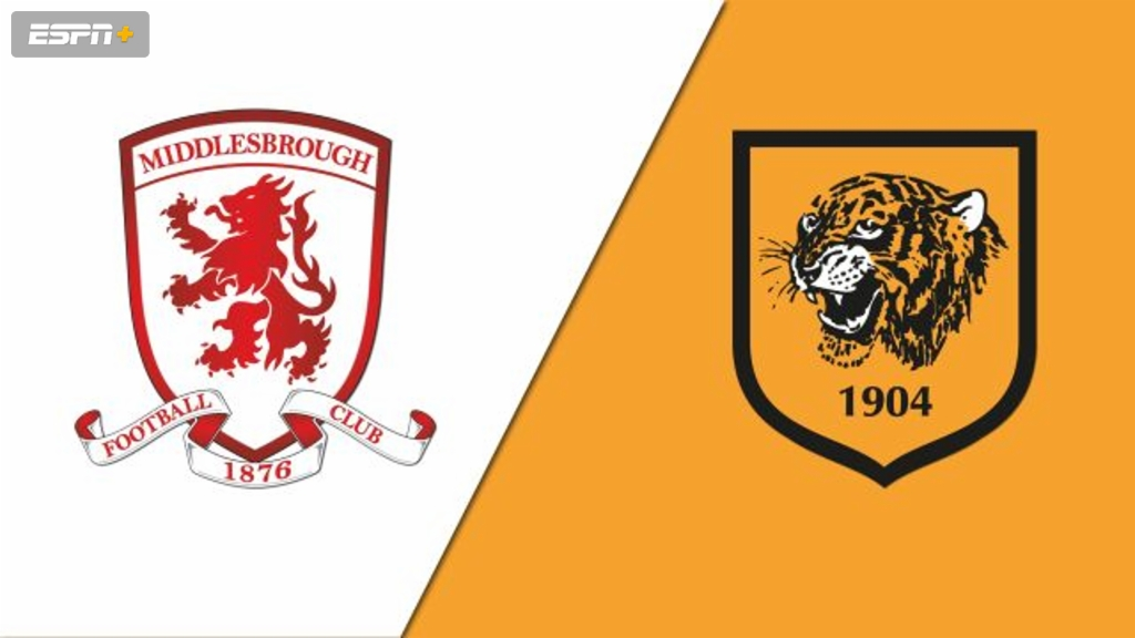 Middlesbrough vs. Hull City (English League Championship)
