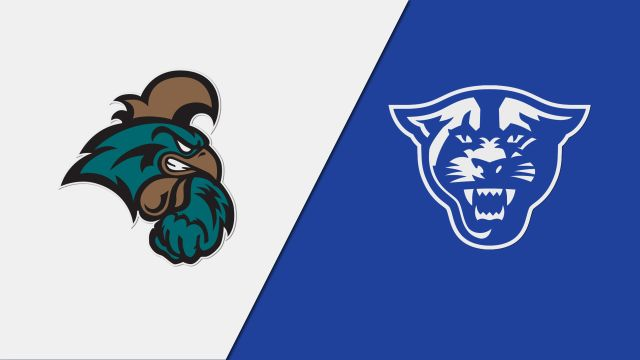 Coastal Carolina vs. Georgia State (W Basketball)